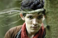 "MERLIN -- ""TBC"" Episode 1.7 -- Pictured: Colin Morgan as Merlin -- NBC Photo: Nick Briggs"