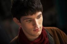 "MERLIN -- ""Lancelot"" Episode 1.5 -- Pictured: Colin Morgan as Merlin -- NBC Photo: Mike Hogan"