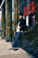 SPECIAL PRICE. APPROVAL REQUIRED. RETOUCH REQUIRED. Northern Irish actor, Colin Morgan