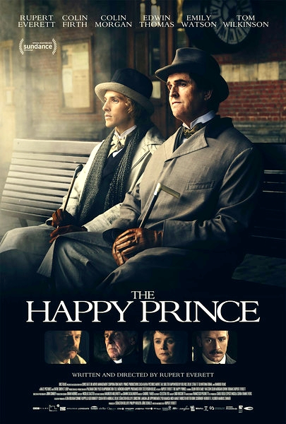 The Happy Prince Poster Official