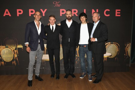 The Happy Prince premiere in London (2)