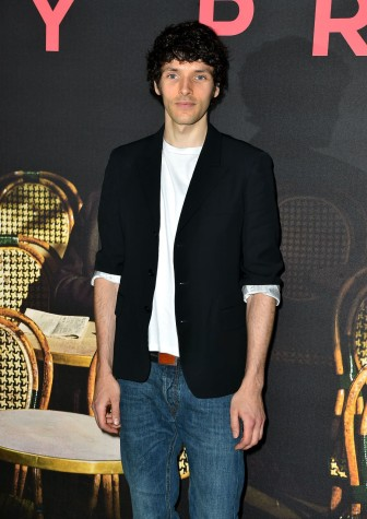 The Happy Prince premiere in London (3)