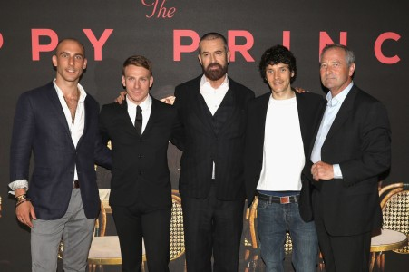 The Happy Prince premiere in London (5)